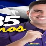 Léo Moraes parabeniza Rondônia pelos seus 35 anos