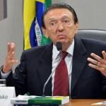 Ministro do STF determina instauração de inquérito contra Edison Lobão