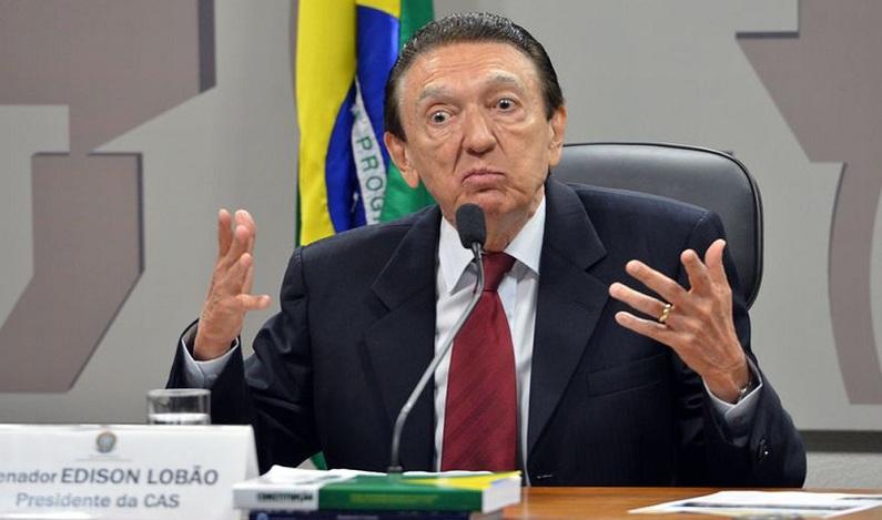 Investigado na Lava Jato, senador Edison Lobão é indicado para presidir comissão que vai sabatinar Moraes