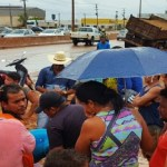 Caçamba mata estudante e deixa outra ferida em Porto Velho