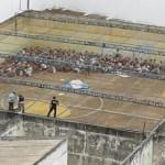 Detentos queimam colchões e iniciam tumulto em prisão de Palmas