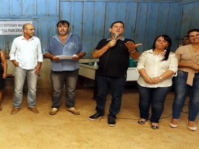 Produtores rurais de São Miguel do Guaporé recebem equipamentos