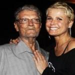 Pai de Xuxa é internado em CTI no Rio de Janeiro