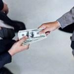 Basta uma chance para alguém se tornar corrupto, diz estudo