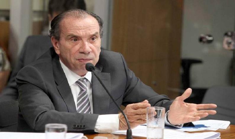 Aloysio Nunes é o novo ministro de Relações Exteriores