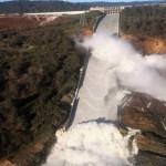 Risco de colapso em barragem provoca evacuação de 200 mil pessoas nos EUA