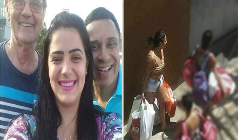 Candidata a vereadora do PSDB é flagrada saqueando loja no Espírito Santo