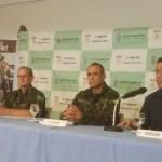 Exército acha 600 armas artesanais, celulares e drogas no presídio Urso Branco, em Porto Velho (RO)