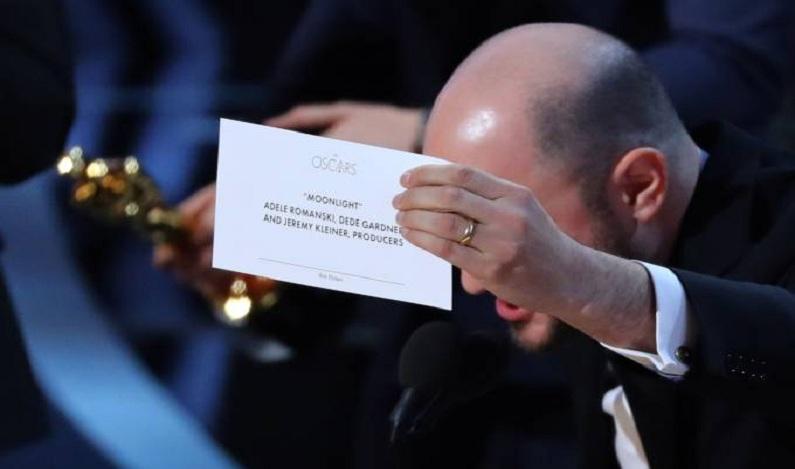Empresa afirma que 'falhou' no Oscar e nomeia responsáveis