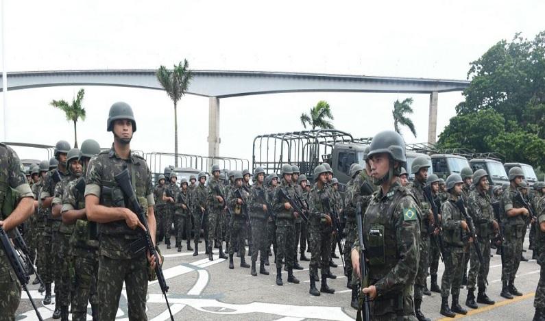 PMs do Espírito Santo não serão anistiados, diz governo