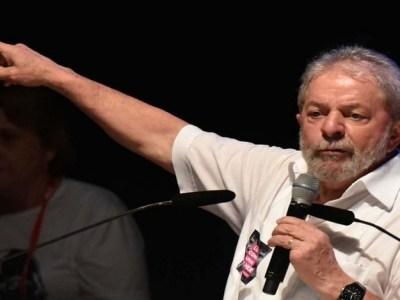 PF apura pagamento de palestra de Lula por intermediária da Odebrecht