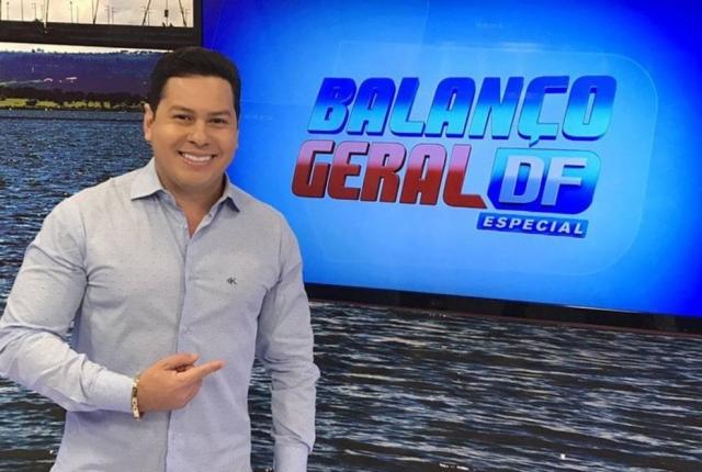 Audiência do Balanço Geral no DF cai 50% após demissão de apresentador que fez comentário racista