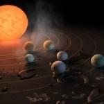 Nasa descobre sistema solar com 7 planetas parecidos com a Terra