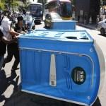 Protesto contra venda da Cedae fecha ruas do Rio