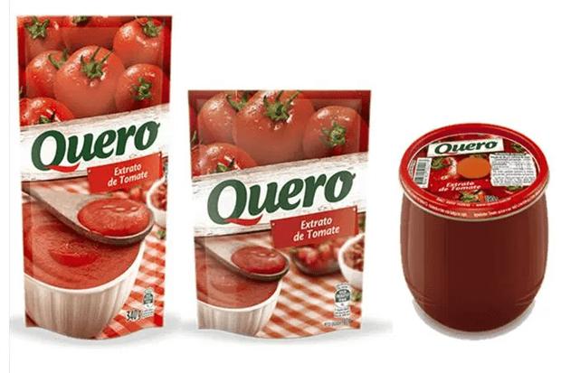 """Anvisa proíbe lote de extrato de tomate """"Quero"""" com pelo de roedor"""