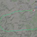 Com destino a SP, avião da Latam retorna ao DF após bater em pássaro