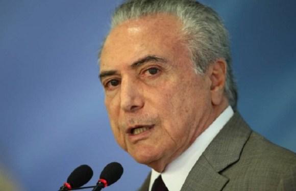 Temer formaliza Jucá, Aguinaldo Ribeiro e Moura como líderes do governo
