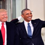 Trump acredita que Obama está por trás de protestos políticos