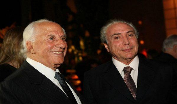 MPF pede prisão preventiva de amigos de Temer, mas juiz nega