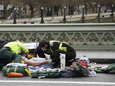 Polícia prende 8 pessoas após atentado em Londres
