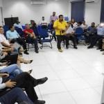 Cleiton Roque participa de encontro de prefeitos promovido pelo Sebrae