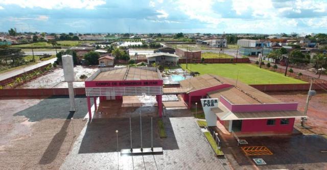 Governo atende Deputado Luizinho Goebel e inaugura amanhã nova sede do Corpo de Bombeiros de Vilhena