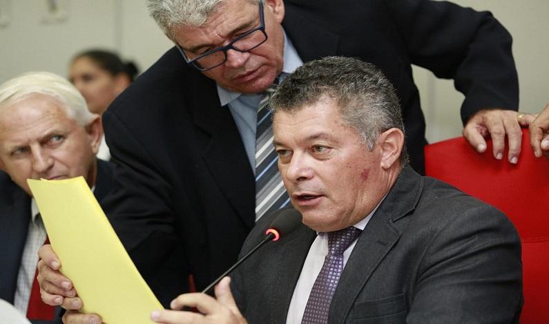 Deputado Edson Martins indica melhorias na Linha 3 em Rio Pardo