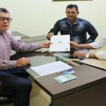 Representantes de Nova União agradecem recursos garantidos pelo Deputado Edson Martins