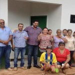 Jean Oliveira reunido com prefeito, vereadores e associações em Alta Floresta
