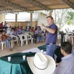 Luizinho participa de Dia de Campo em Castanheiras