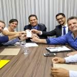 Lideranças de Chupinguaia fazem pedidos ao presidente da Assembleia Legislativa
