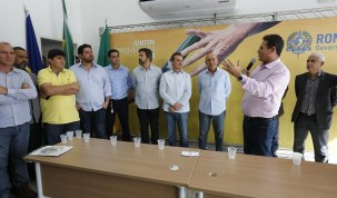 Maurão de Carvalho prestigia inauguração da Unisp em Rolim de Moura