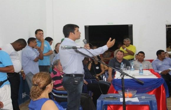 Sérgio Bouez participa de Debate no SINTERO e fala sobre Educação