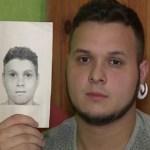 Jovem inocente é preso por parecer com retrato falado