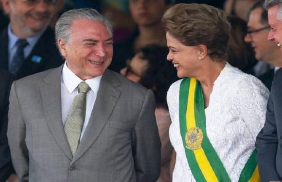 TSE retoma em 6 de junho cassação da chapa Dilma/Temer