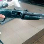 Armado, homem é baleado ao invadir casa de PM em Natal