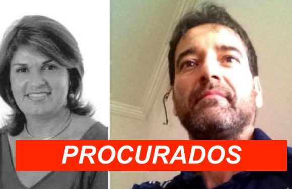 Ex-deputados estaduais Marcos Donadon e Ellen Ruth continuam foragidos