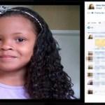Polícia divulga retrato falado de casal suspeito de estar com menina sumida