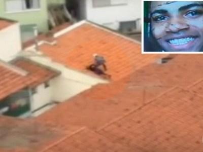 Júri absolve 3 PMs acusados de jogar suspeito de roubo do telhado e executá-lo