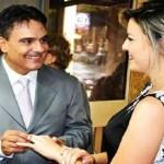 Guilherme de Pádua se casa com estudante de moda em BH
