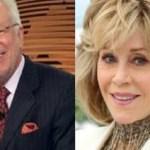 'E eu com isso?', diz Jornalista da Globo sobre estupro da atriz Jane Fonda