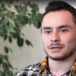 Jovem se recupera após 2 meses enclausurado no próprio corpo