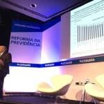 Reforma da Previdência não é uma decisão, é uma necessidade, diz Meirelles
