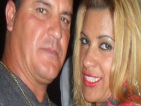 Casal é achado morto em porta-malas de carro carbonizado em Araruama (RJ)