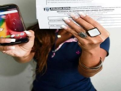 Universitária do ES diz que teve fotos nuas vazadas após deixar celular no conserto