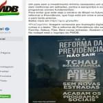 PMDB ameaça cortar programas sociais se não aprovar reforma da previdência