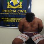 Em briga por macarrão instantâneo, jovem esfaqueia irmã e é preso em RR