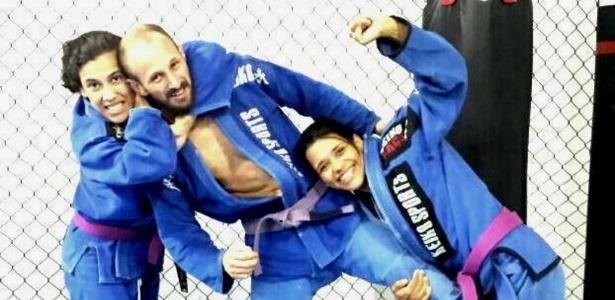 Lutador de MMA tem duas mulheres e quer legalizar relação poliafetiva