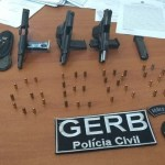 Empresário é preso após ameaçar oficial de justiça com arma de fogo, em Sergipe