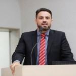 Léo Moraes quer cobertura em quadra poliesportiva do Aponiã